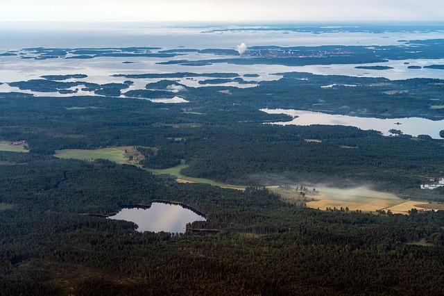 De vackraste platserna i Sverige